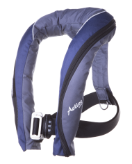Active-190-with-harness-navy—side-view-NAVY