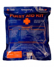 First-aid-soft-pack